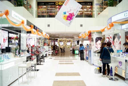 centro comercial: Grandes almacenes, China Shenzhen s