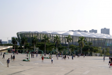 China s shenzhen baoan stadium