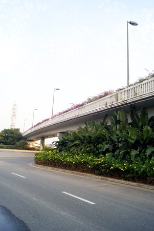 flyovers: Road traffic and flyovers