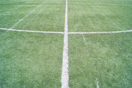 futian: Football field lawn