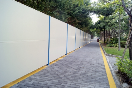 sidewalks: Road landscape