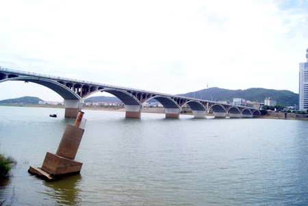 hunan: Changsha Xiangjiang Hunan Bridge