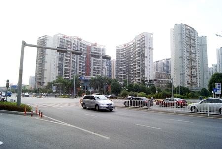 semaforo peatonal: Coches en la carretera