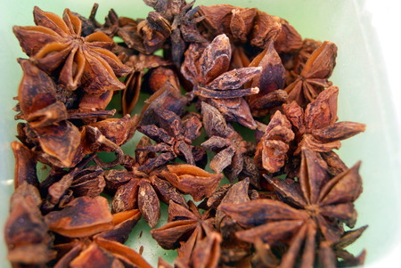 anise: Closeup of anise