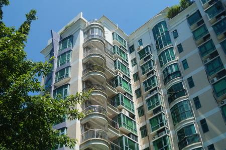 residential buildings: Residential buildings in Shenzhen, China