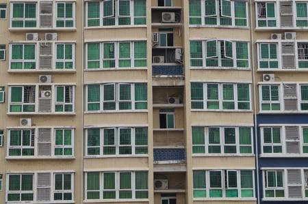 residential buildings: Residential buildings in Shenzhen