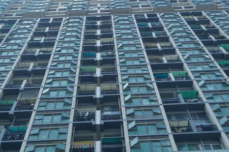 residential: Urban residential buildings