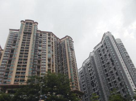 residential construction: Residential construction Stock Photo