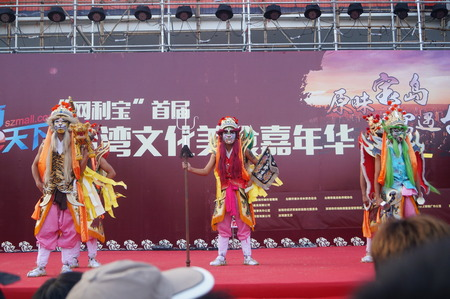 chinese opera: Traditional Chinese opera performances Editorial