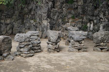 rocky: Rocky cliffs