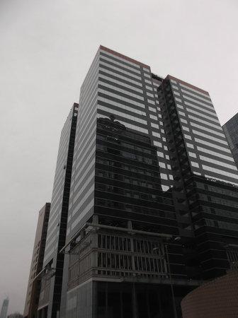 macau: Building view in Macau