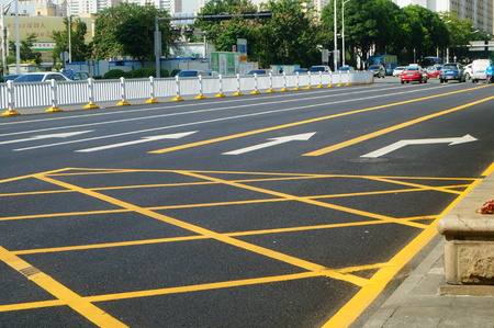 lines: traffic lines