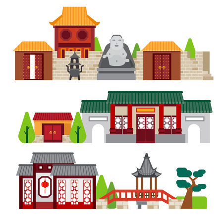 chinatown: Chinese temple