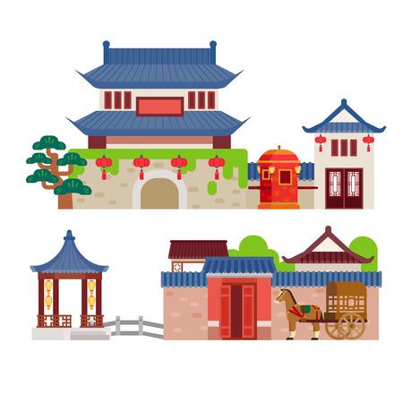 China gebouw