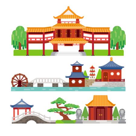 Chinees gebouw
