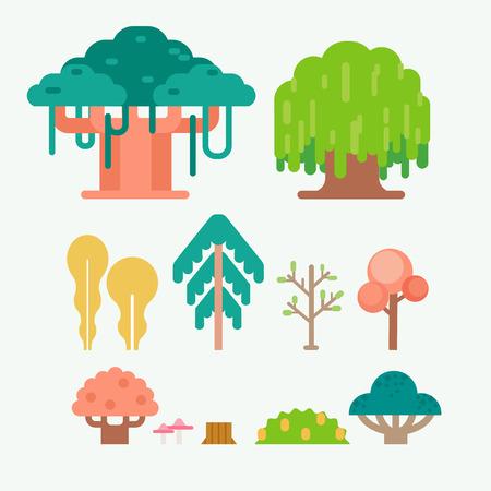 vector van boom