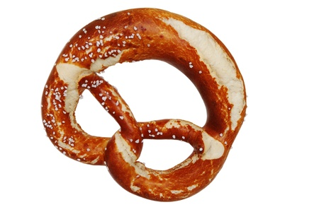 German Bavarian Pretzel