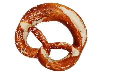 German Bavarian Pretzel