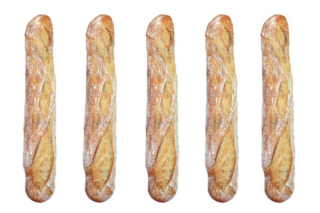 French baguette bread photo