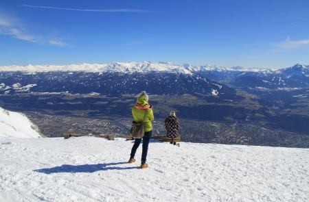 Winter Ski holiday in the Alps