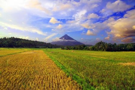 Mount Mayon Volcano, Philippines