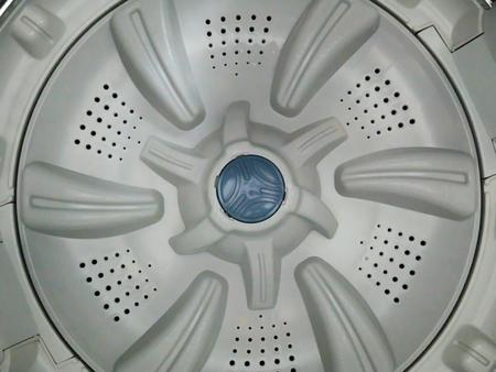 no water: in side washing machine no water