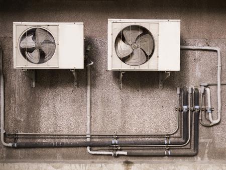 compresor: Compresor de aire viejo