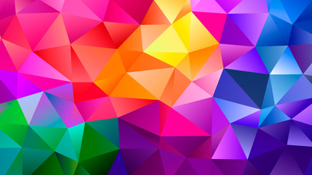Trendy Creative Background for Your Business and Advertising Graphic Design Project. Colorful Desktop Wallpaper.