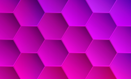 Saturated Pink Background for Your Advertising Graphic Design Project. Magenta Desktop Wallpaper. Party Decoration Backdrop. 向量圖像