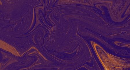 Liquid Marble Texture Background in indigo. Backdrop for Your Design, Advertisiment, Wrapping Paper