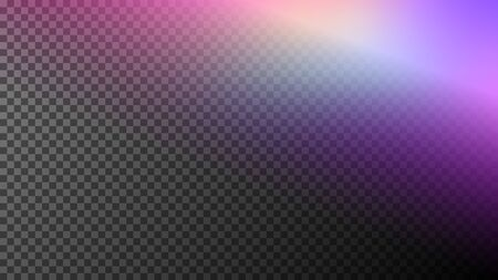 Pastel Blurred Effects on Dark Transparent Greed Background  イラスト・ベクター素材