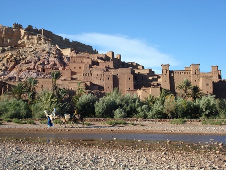 marocco: Aït Benhaddou Marocco Editorial