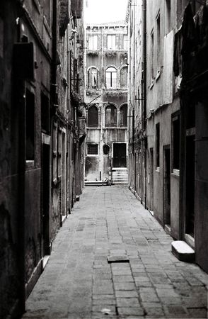 Venice Sleeping Stock Photo - 2950694
