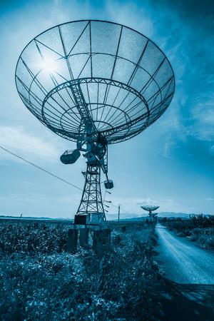 fernrohr: Radio Telescope