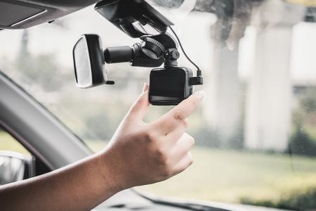 grabadora: el video del coche