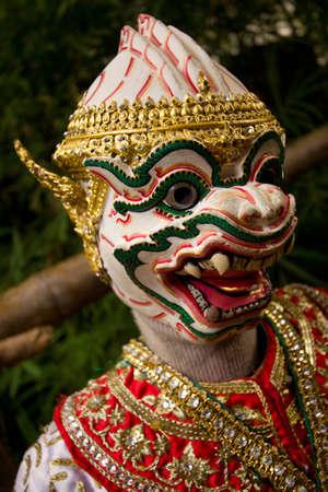 Hanuman Stock Photo - 12708151
