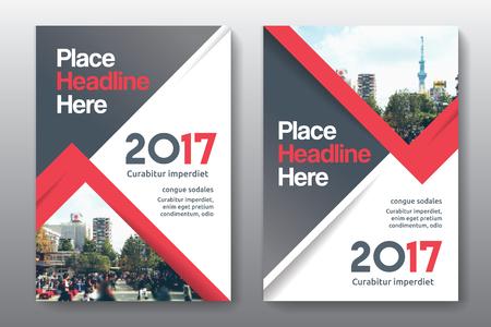Sfondo della città di business book cover design template in A4. Può essere adattabile a Brochure, Report annuale, Rivista, Poster, Presentazione aziendale, Portfolio, Flyer, banner, sito web. Archivio Fotografico - 76567192
