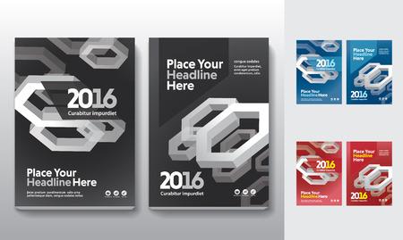 Sfondo di città Business Book Cover Design Template in A4. Può essere adattato a Brochure, Report annuale, Rivista, Poster, Presentazione aziendale, Portfolio, Flyer, banner, sito web Archivio Fotografico - 80905428