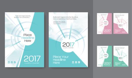 Sfondo di città Business Book Cover Design Template in A4. Può essere adattabile a Brochure, Report annuale, Rivista, Poster, Presentazione aziendale, Portfolio, Flyer, banner, sito web. Archivio Fotografico - 80906721