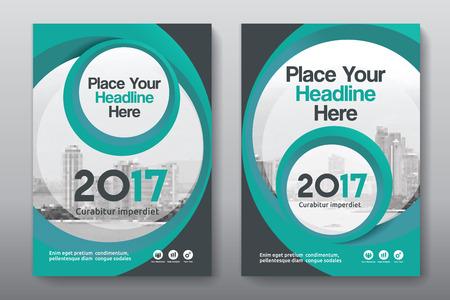 Sfondo di città Business Book Cover Design Template in A4. Può essere adattato a Brochure, Report annuale, Rivista, Poster, Presentazione aziendale, Portfolio, Flyer, banner, sito web Archivio Fotografico - 80906751