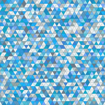 optic: Abstract optic effect colorful triangle pattern background. Vector illustration