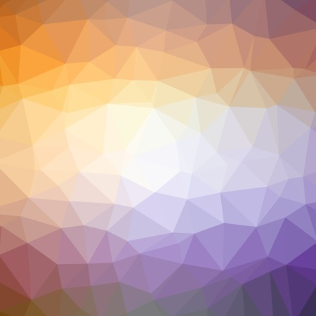 Triangle pattern background.