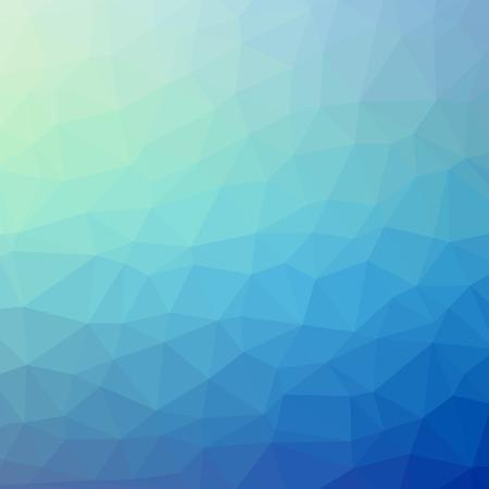 三角形パターン背景