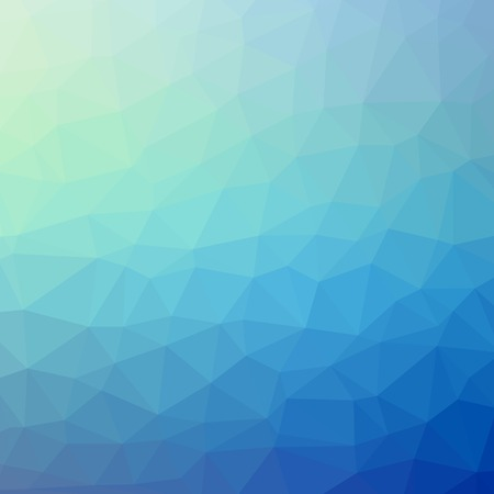 Triangle pattern background Stockfoto