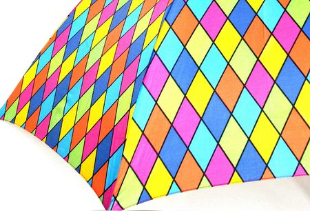 bright umbrella sections Imagens
