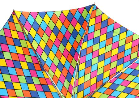 明るい傘スパン