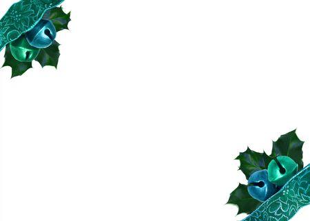 festive card, background photo