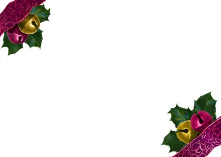 festive card, background