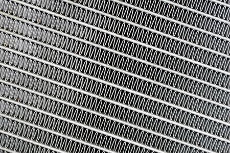 Auto Heizkörper Zusammenfassung Hintergrundmuster Standard-Bild