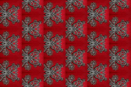 abstract pattern as tiled background Stock Photo